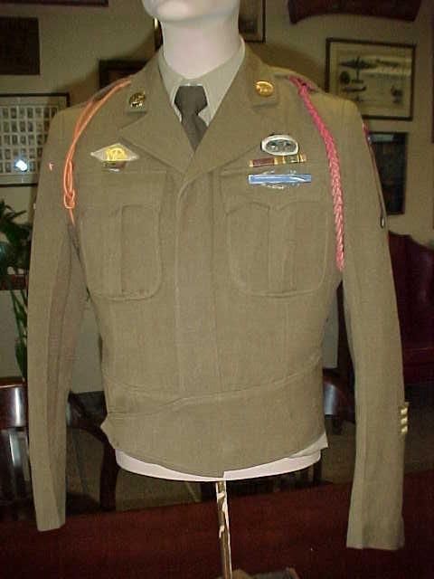 Ike Jacket Lunzer